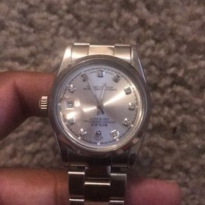 Rolex 36mm Oyster Perpetual Stainless Steel